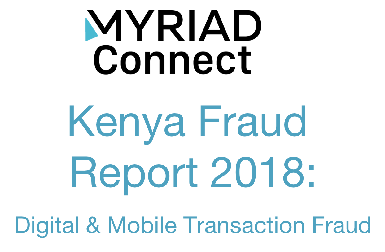 Kenya Consumer Fraud Report 2018