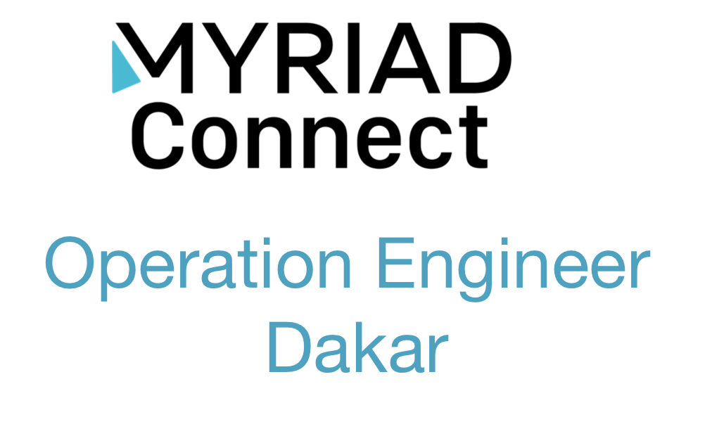Operation Engineer Dakar